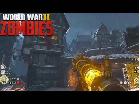 WORLD RECORD - WW2 ZOMBIES: SOLO EASTER EGG SPEEDRUN!