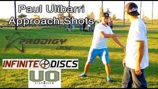 Disc Golf Approach Shot Tips by Paul Ulibarri