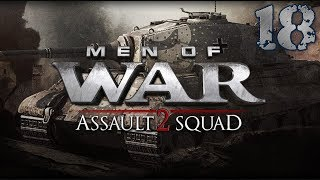 Men of War: Assault Squad 2 #18 - USA- Battle of the Bulge cz.4/5 (Gameplay PL, Let's Play)