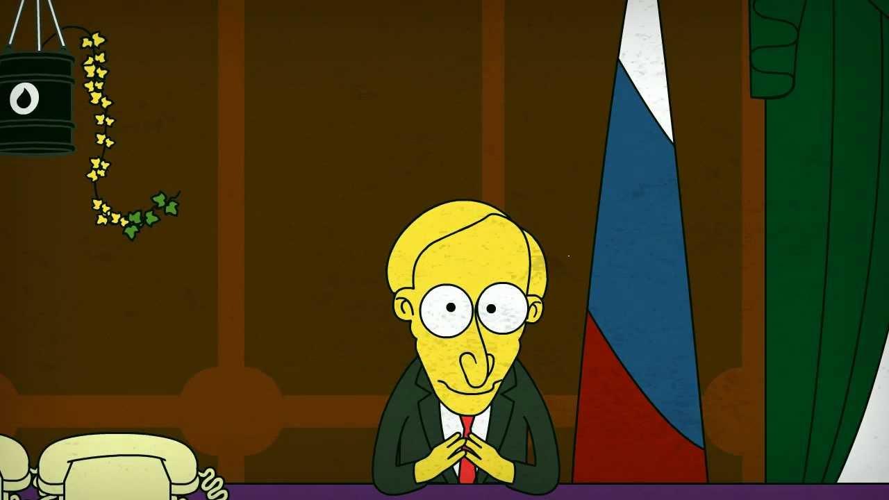 Образ Путина в кино. У них и у нас.