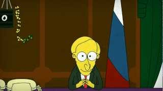 12 лет Путина за 2 минуты | 12 Years of Putin in 2 Minutes(Original video by Noah Kalina: http://www.youtube.com/watch?v=6B26asyGKDo The Simpsons' parody: http://www.youtube.com/watch?v=5_3qlxBQnRY Music ..., 2012-03-02T09:31:14.000Z)