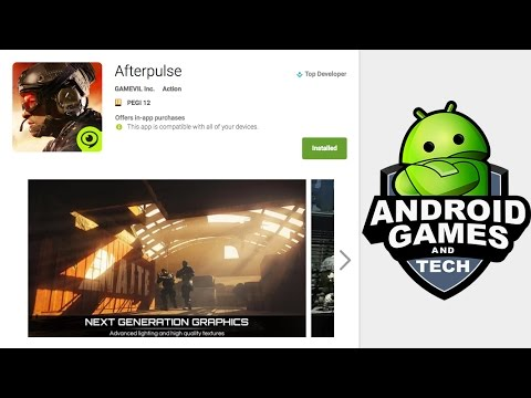 Afterpulse Android Gameplay + Google Play Download Link