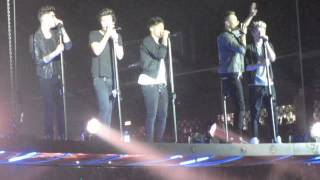 One Direction - Last First Kiss @ Metro Radio Arena, Newcastle - 9/4/2013