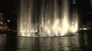 Dubai Fountain / Dubai Mall / Burj Khalifa - Lighting and Water show ...