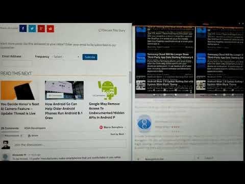 Google Chrome vs. Edge Browser Scrolling on Microsoft Surface Book
