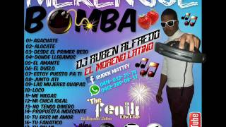 Merengue Bomba Mix (Dj Ruben Alfredo El Moreno Latino)
