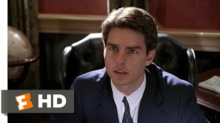 The Firm (1/9) Movie CLIP - No Associate Has Ever Failed The Bar Exam (1993) HD