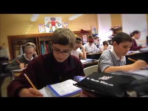 A Catholic Education - Saint Martin of Tours