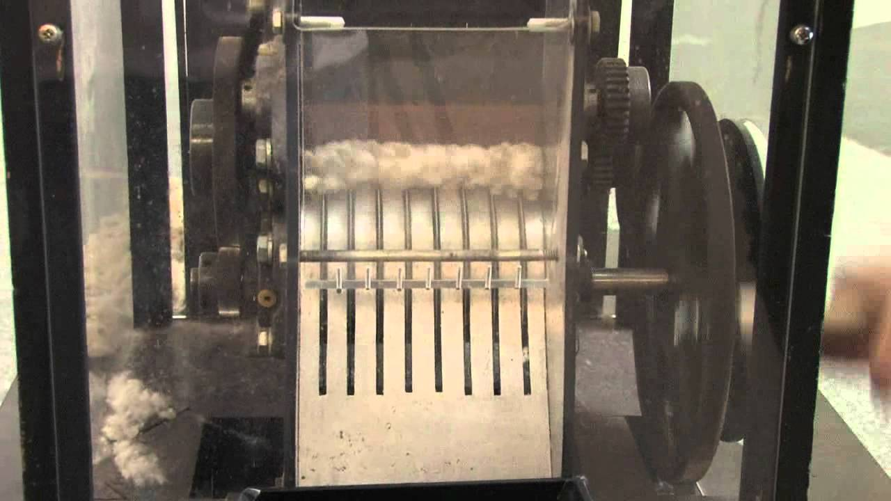 how is the cotton gin used today