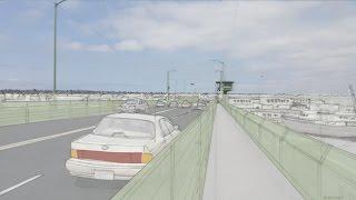 Proposed Ballard Bridge Safety Improvements