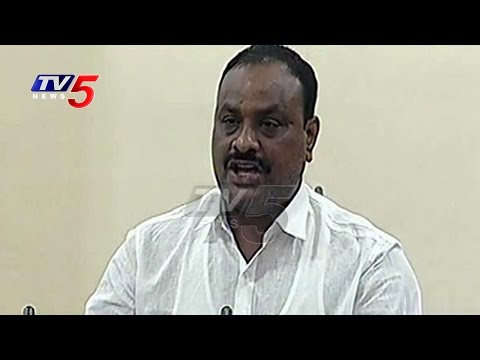 KCR Suggested Jagan to Move Adjournment Motion on Vote for Note Matter, says Atchannaidu | TV5 News