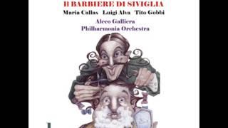 """Il barbiere di Siviglia : Act I, Scene 1 - """"Mille grazie, mio"""""""