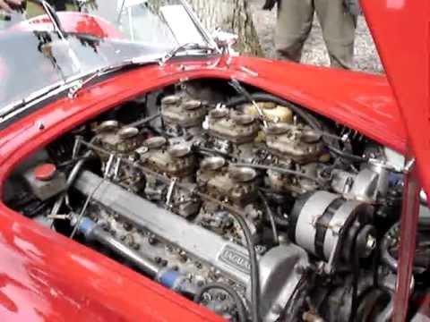 Ac Cobra Replica Jaguar V12 Startup Sound Rev