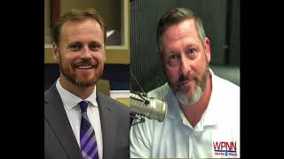 Burnie Thompson Interviews Pastor James C. Johnson - WPNN 103.7 FM Pensacola