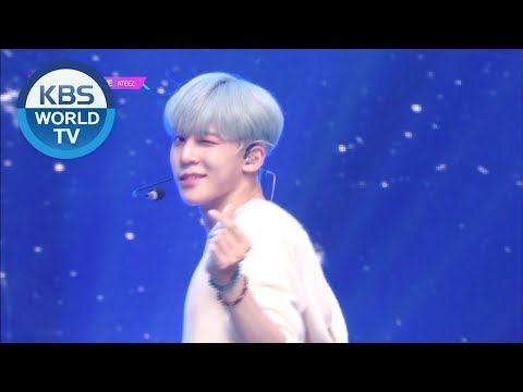 ATEEZ(에이티즈) - WAVE [Music Bank / 2019.06.14]