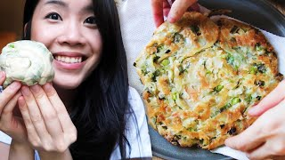 I Made Flaky Scallion Pancakes From Scratch