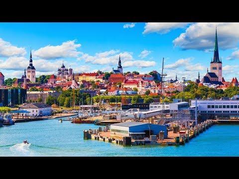 Tallinn,Estonia Travel diaries with wife