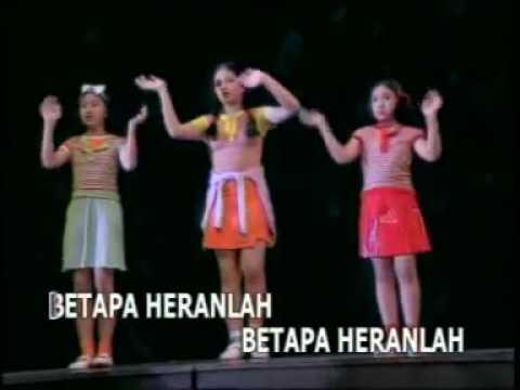 Lagu Anak Sekolah Minggu Ceria