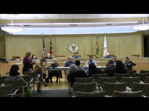 North Beach Town Council Work Session 3/2/17