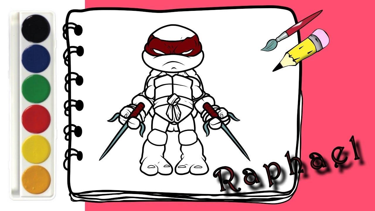 Черепашки ниндзя мультик Как нарисовать черепашек ниндзя ...