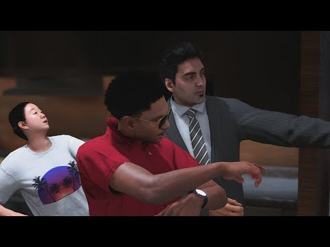 NBA 2K18 My Career - 9 Splashes! Ronnie Shows Up! PS4 Pro 4K Gameplay