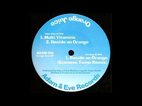 Orange Juice - Multi Vitamins (Acid Trance 1994)