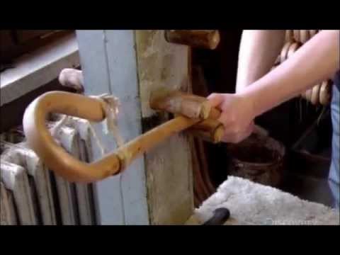 How It's Made - Walking Sticks