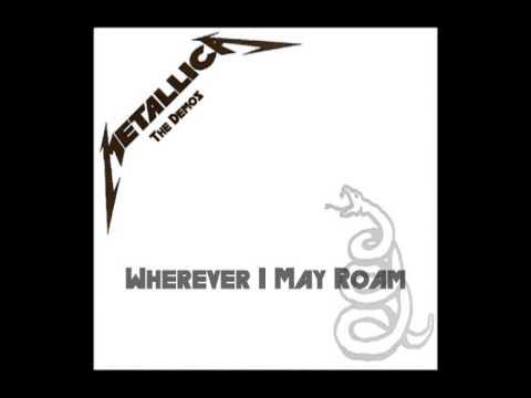 """Metallica - """"Black Album"""" Demos (1990)"""
