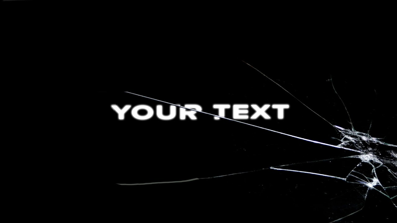 black mirror intro template download template youtube