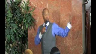 A STUPID FUNNY STORY!!! by Pastor and Comedian Lester Eugene Barrie