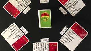 Gambar cover How To Play Apples To Apples