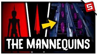 Dark Deception Chapter 5 Mannequins Gameplay, Locations, Mechanics Theory (Dark Deception Theories)