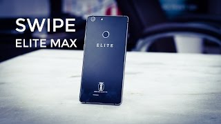 Swipe Elite Max review with unboxing COMPLETE