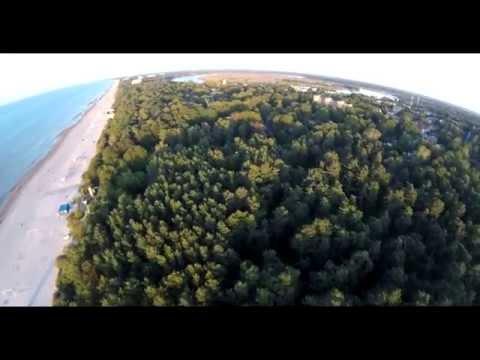 Jūrmala, Latvia. City From Above.