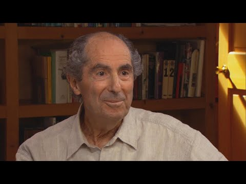 From 2010: A rare look at author Philip Roth