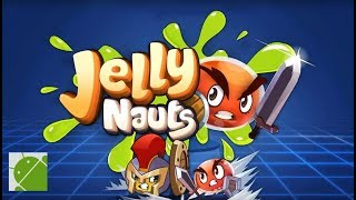 Jellynauts - Android Gameplay FHD