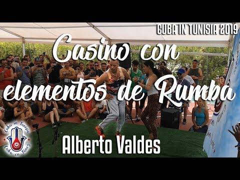 Casino Con Elementos De Rumba  -  Alberto Valdes