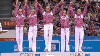 """Короткометражный документальный фильм о гимнастках """"Лента жизни"""""""