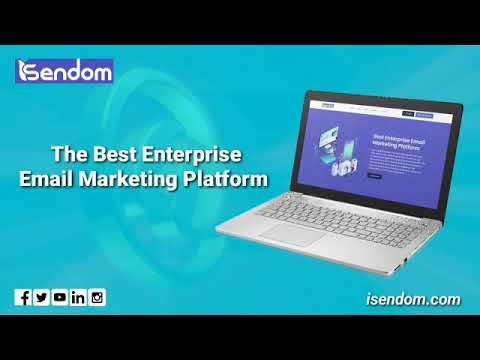 Isendom - The Best Enterprise Email Marketing Platform