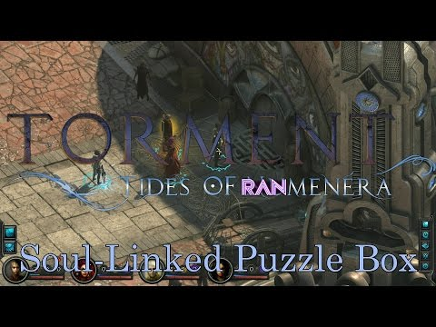 Torment: Tides of Ranmenera 17 - Soul-Linked Puzzle Box - A Torment: Tides of Numenera LP