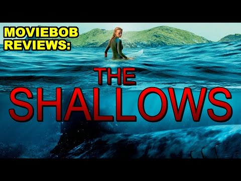 MovieBob Reviews: THE SHALLOWS (2016)