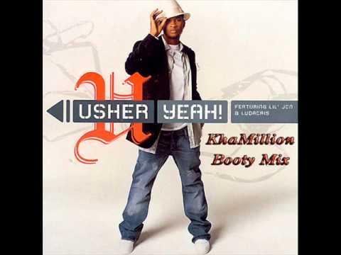 Usher feat  Ludacris  Yeah KhaMillion Booty Mix Download Link