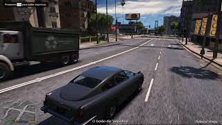 Gta V Gtx 1070 Make Visuals Great Again V2 65 La Roads From