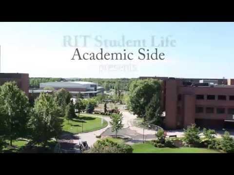 RIT Campus- Academic Side