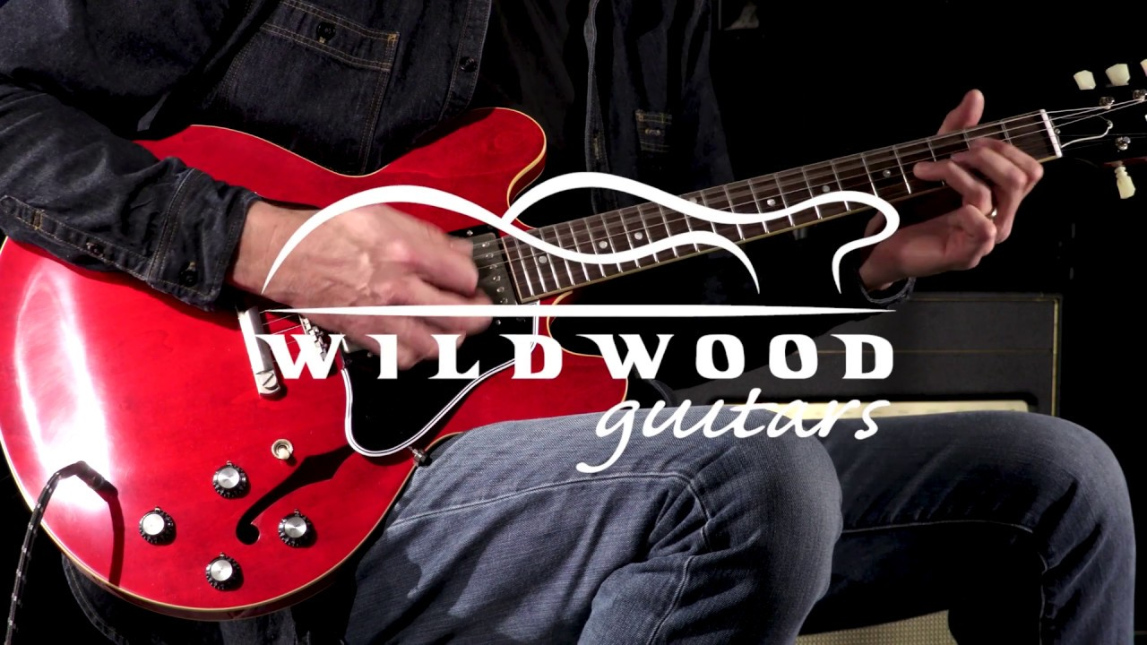 Gibson Memphis 2018 Limited 1961 Es 335 Sn 80032 Youtube 355 Wiring Diagram