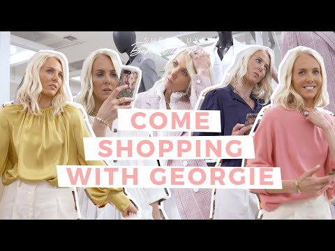Behind The Scenes: Shopping and Try-On In Marks & Spencer   S8 Ep9