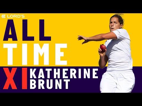 Lanning, Dhoni & Ambrose - Katherine Brunt's All Time XI