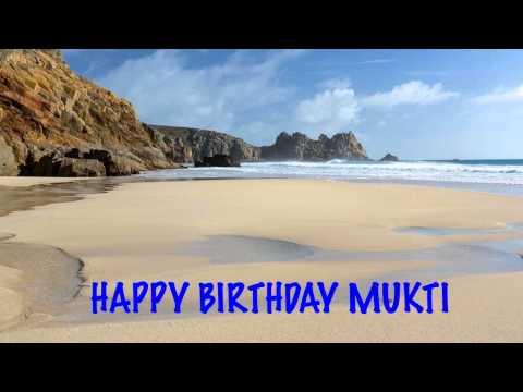 Mukti Birthday Song Beaches Playas