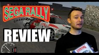 REVIEW - SEGA RALLY 2 - SEGA DREAMCAST/ARCADE/PC
