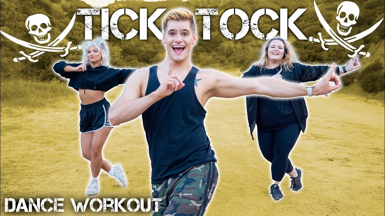 Clean Bandit and Mabel - Tick Tock (feat. 24kGoldn)  | Caleb Marshall | Dance Workout